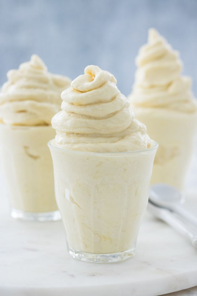 Dole Whip (aka Vegan Pineapple Soft Serve) 3 Ingredients. One Blender. 5 Minutes. Creamy, tropical, sweet and frosty!