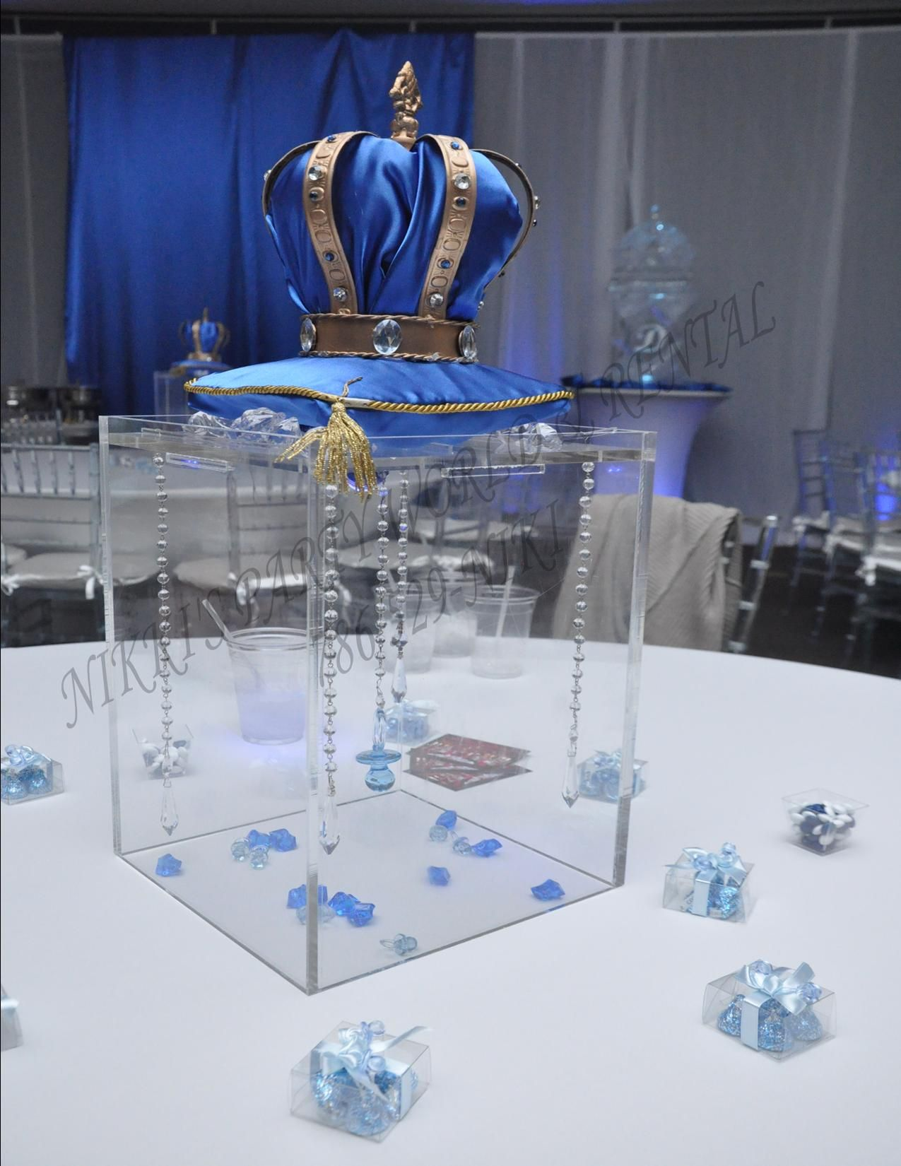 Royal Chair Rental Royal Baby Shower Theme Nikki 39s Party World And Rental
