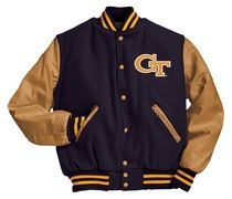 Show Your Georgia Tech Pride In This Holloway Varsity Jacket