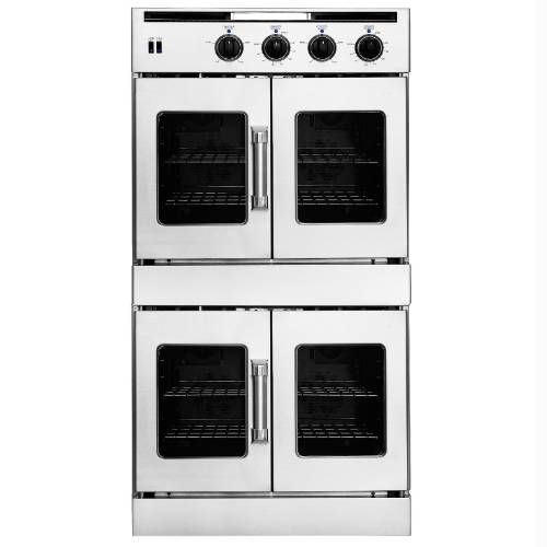 American Range Aroffg 230 30 Wall Double Oven With Double French