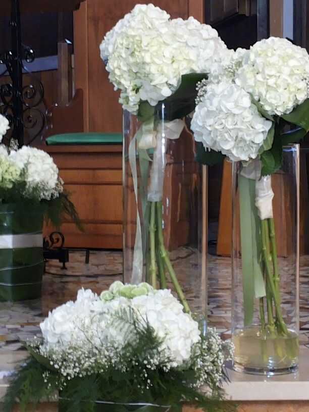 Matrimonio Ortensie Addobbi Floreali Matrimonio Fiori Per Matrimoni Decorazioni Nuziali