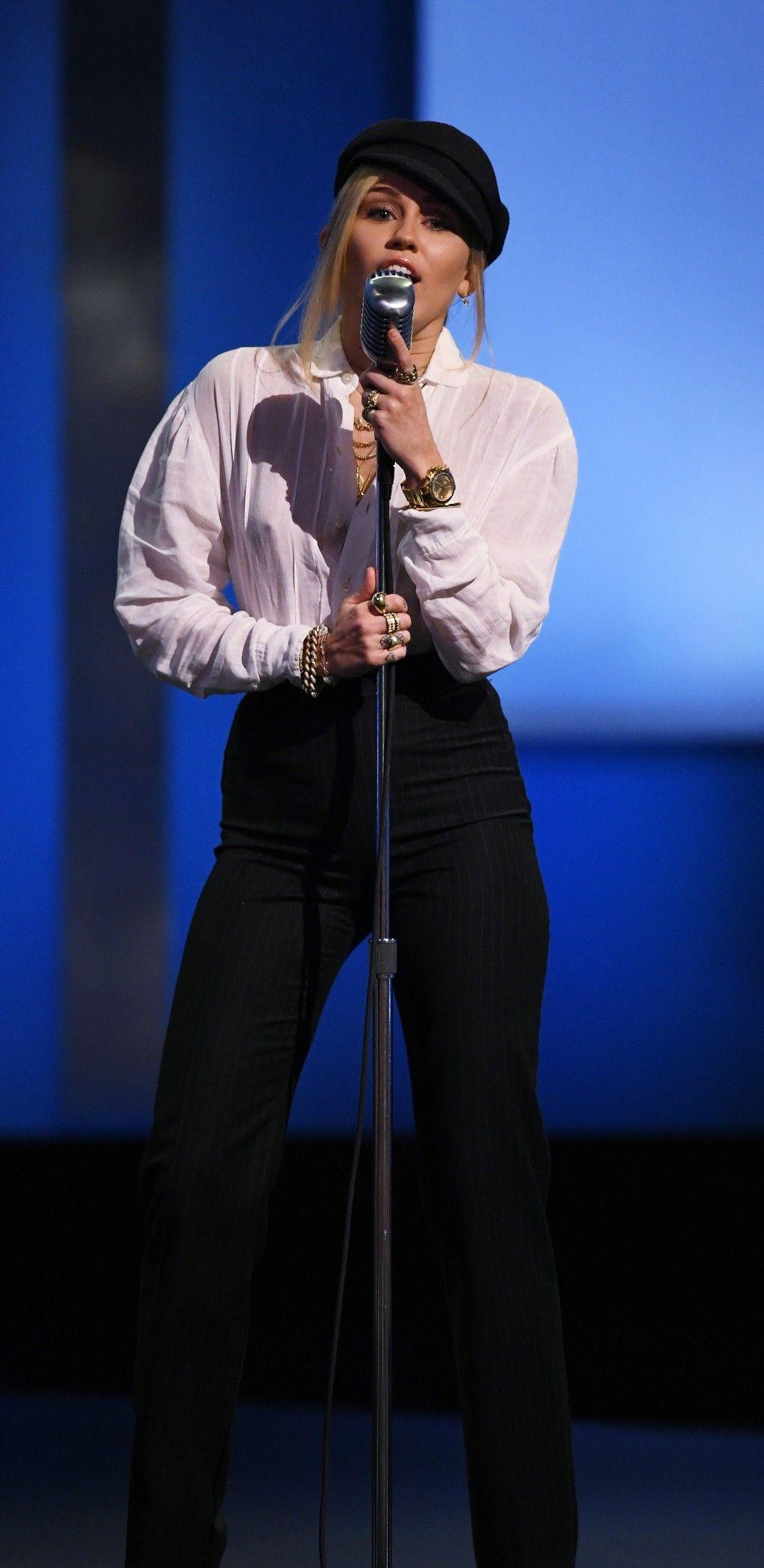 Miley Cyrus At 46th AFI Life Achievement Award Gala