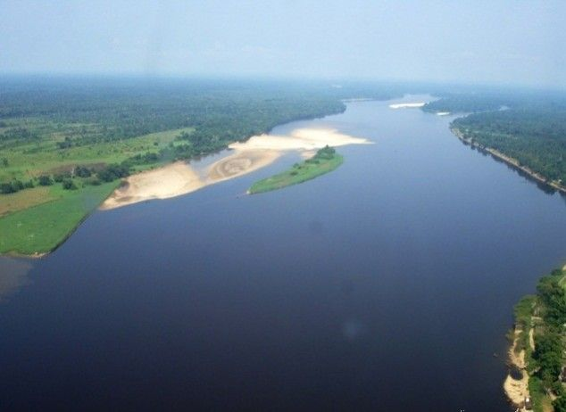 Longest Rivers In The World Zaire Congo Congo Miles - Top 10 longest rivers in the world