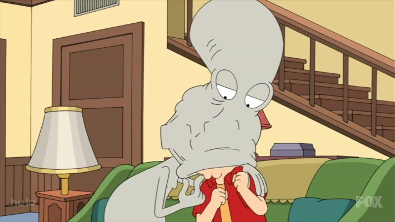 American Dad Image Roger And Steve American Dad American Dad Memes Family Guy Funny