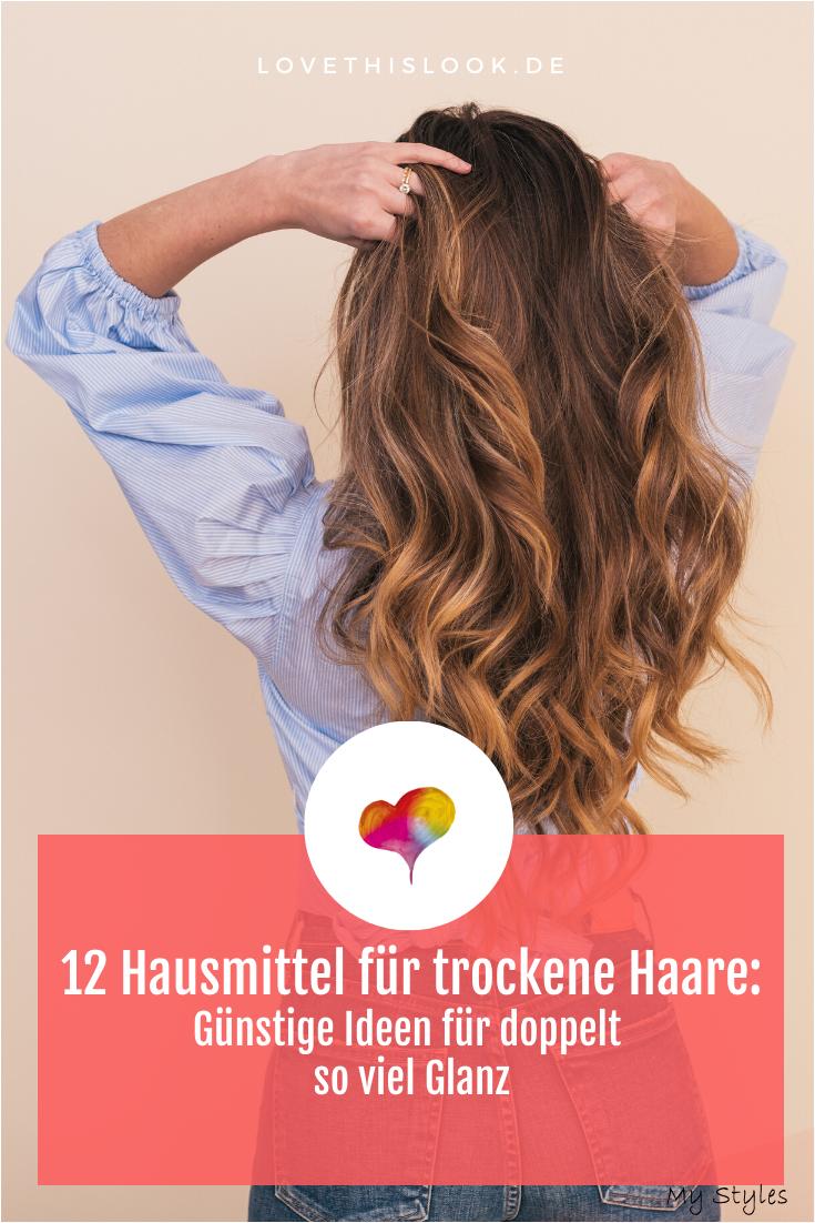 14.02.2020 - Was hilft gegen trockene Haare? Deine Mähne
