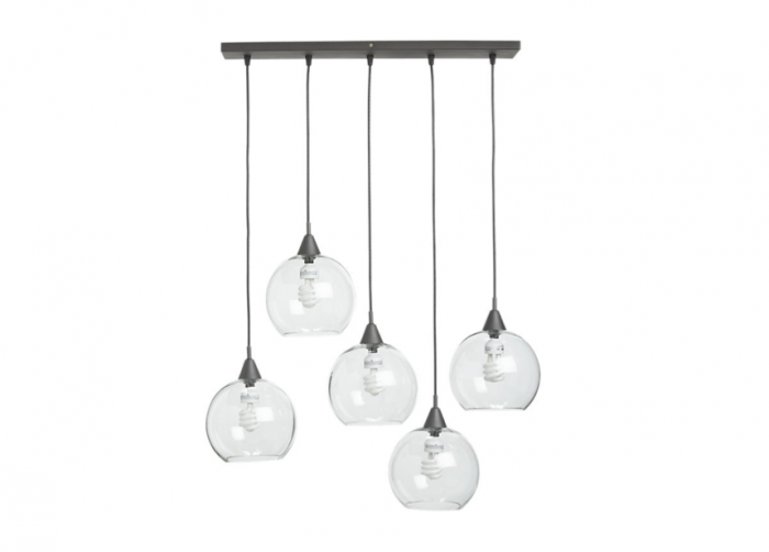10 Easy Pieces Modern Glass Globe Chandeliers Ceiling
