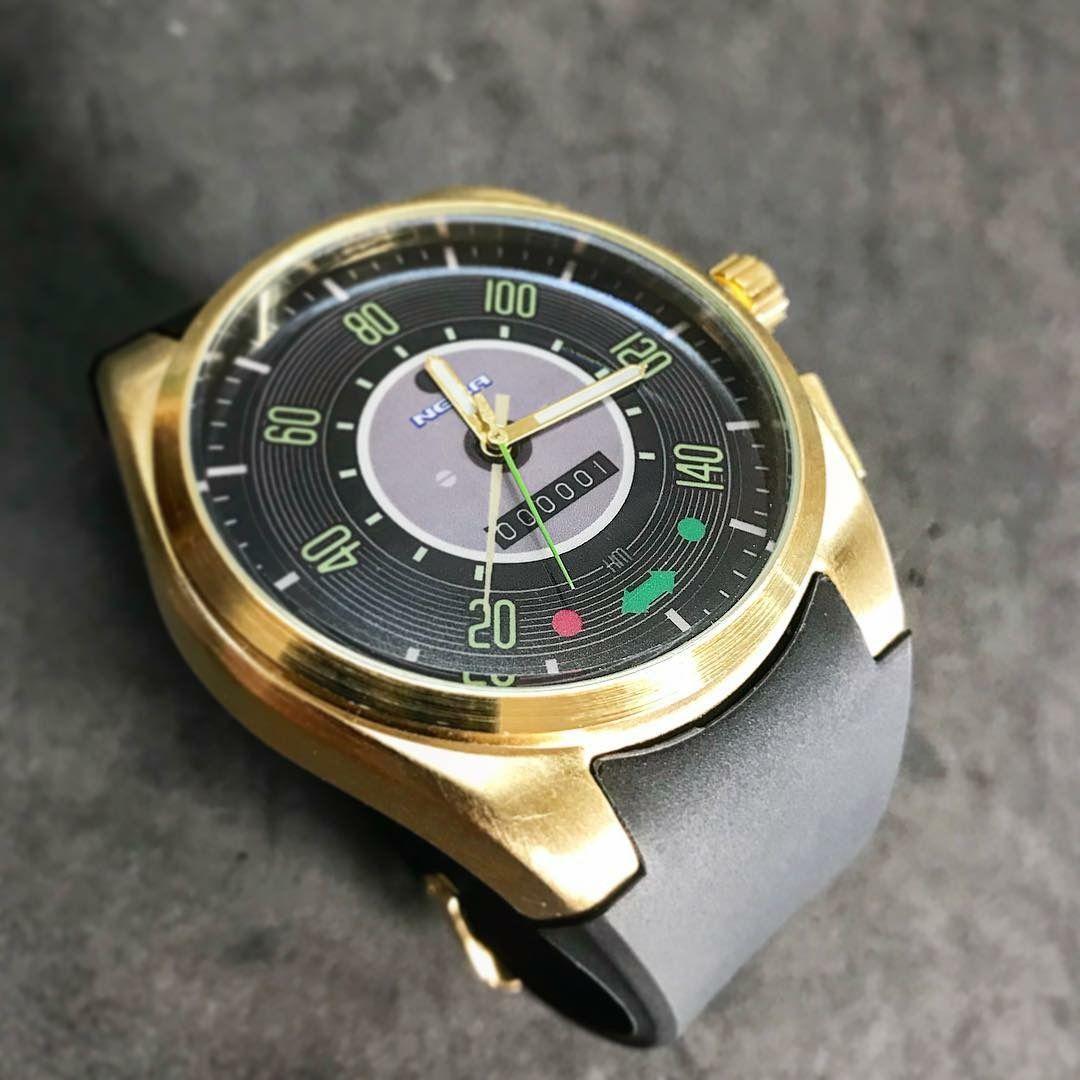 00f5f782615 Relógio personalizado painel Fusca 140km