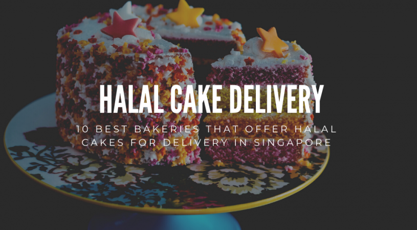 You Don T Need An Actual Birthday Just To Eat Some Cake Though That Would Be Unhealthy Sometimes You Just Need To Trea In 2020 Halal Cake Good Bakery Cake Delivery