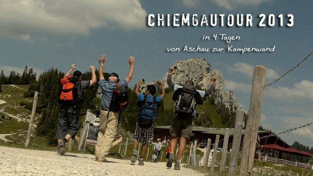 CHIEMGAUTOUR : In 4 Tagen von Aschau zur Kampenwand :   all done with LUMIX GH2 und GoPro HERO 2
