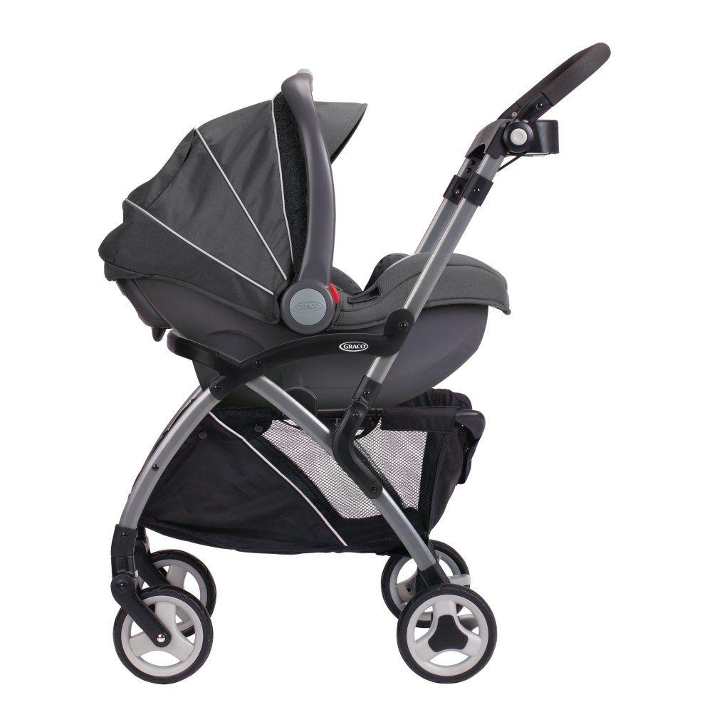 Graco snugrider elite stroller and car seat