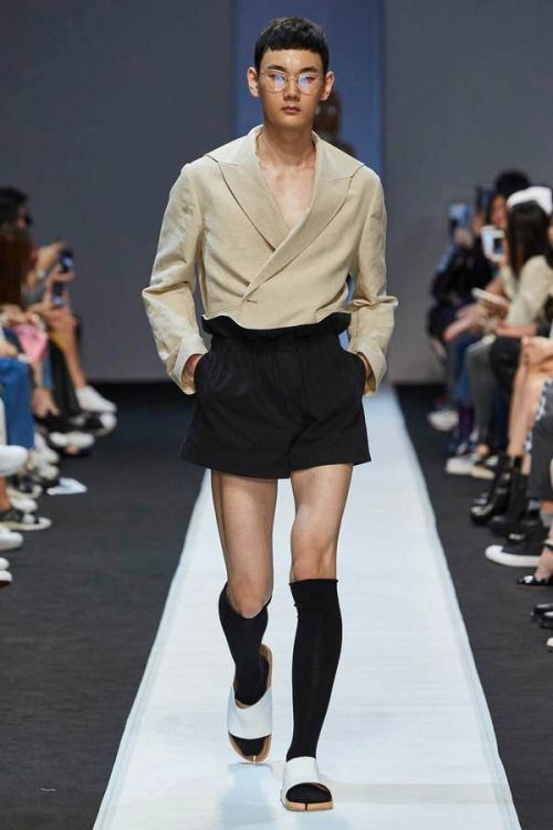 pushBUTTON SS16.  menswear mnswr mens style mens fashion fashion style runway pushbutton