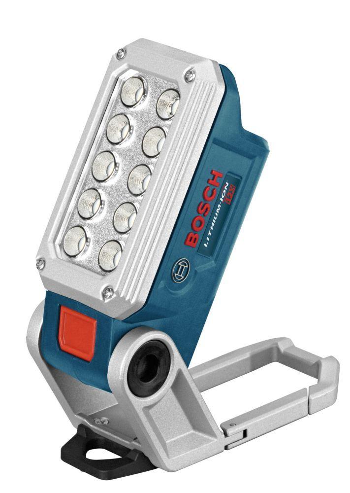 12 V Max Led Work Light Bosch Tools Work Lights Led Work Light