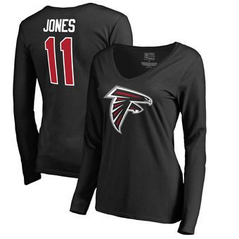 17a9077a Women's Atlanta Falcons Julio Jones Pro Line by Fanatics Branded ...