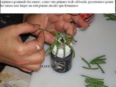 Miniature cactus tutorial