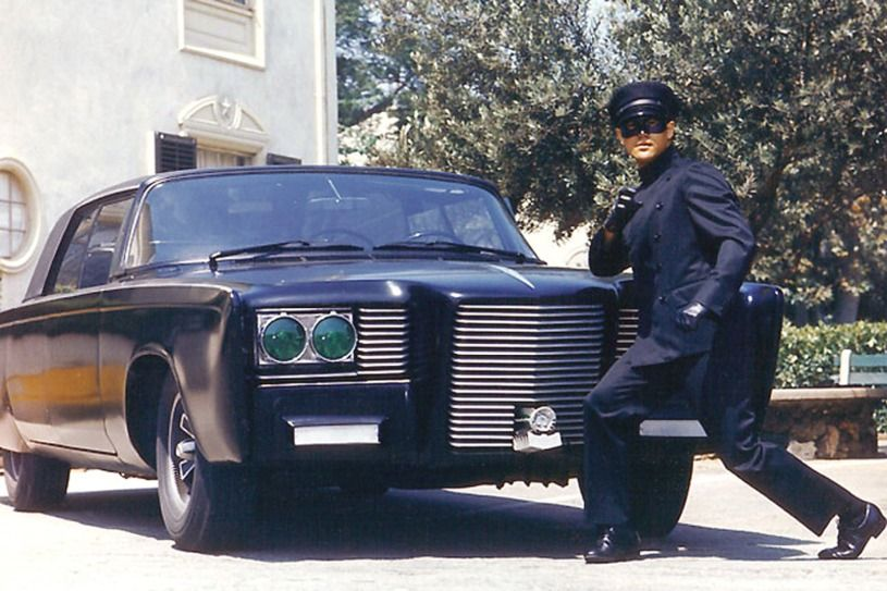 Car News With Images Tv Cars Green Hornet Cars Movie