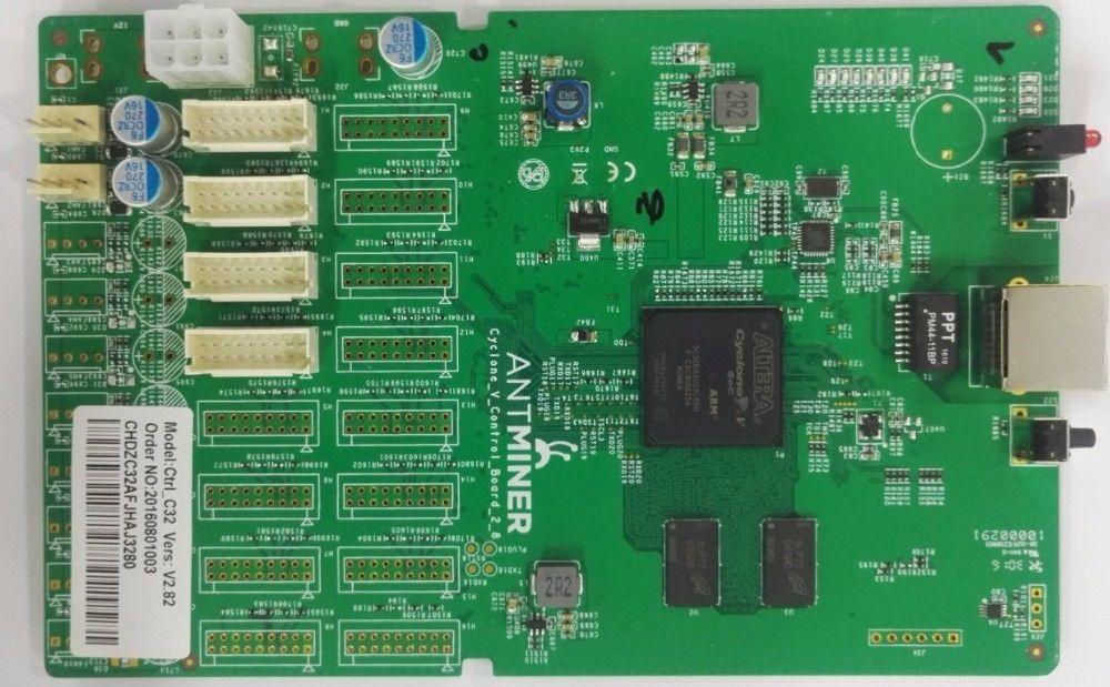 Dashboard Antminer S9 Data Circuit Board Io Bitcoin Miner Parts S9 E