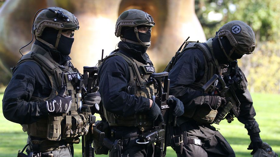 germanmilitary: GSG 9