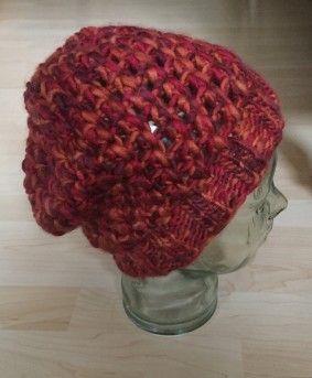 Du Willst Eine Mütze Mit Büschelmaschen Häkeln In Meinem Blog