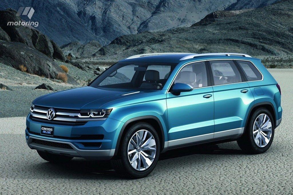 2019 Volkswagen Atlas Price, Design and Release Date Car