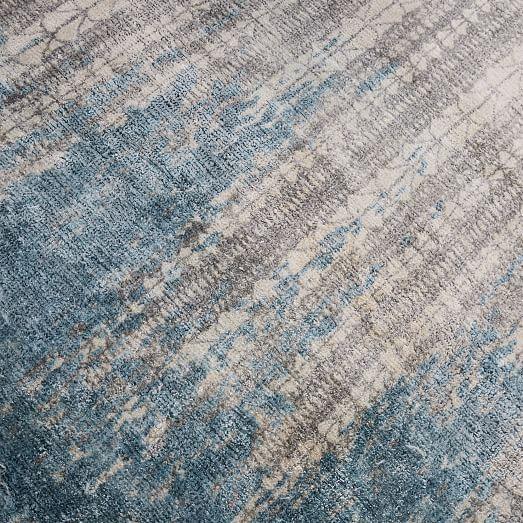 Echo Print Rug In 2020 Rugs Printed Rugs Rugs On Carpet