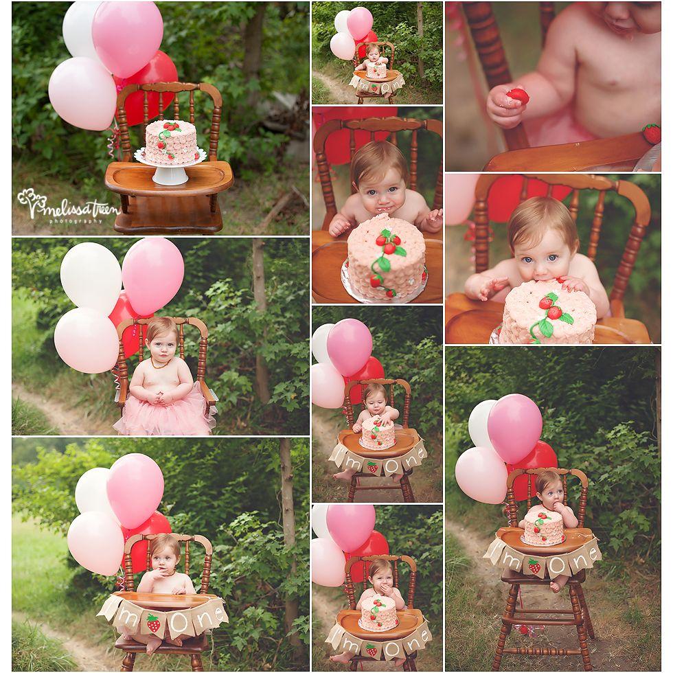 birthday cake smash photographer greensboro nc Birthday