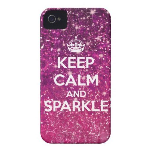 Keep Calm and Sparkle<3