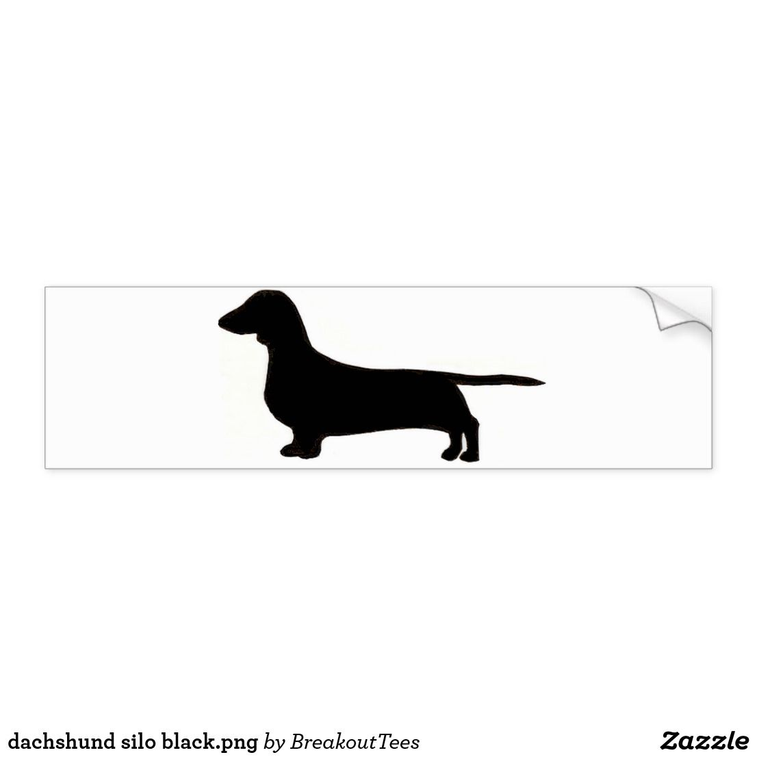 Custom Personalized License Plate Auto Tag With Dachshund Dog Breed Add Names