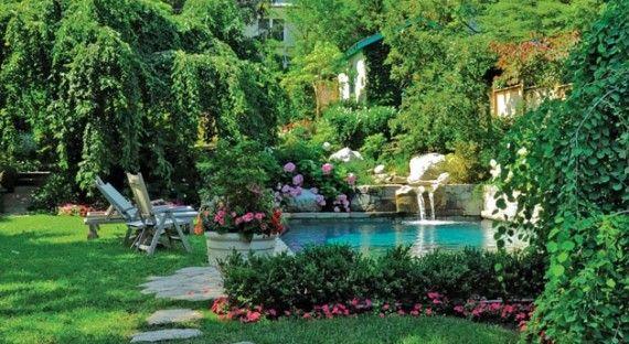 Lush Life | LUSH, Garden ideas and Garden oasis