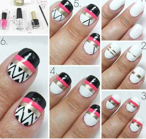 Easy nail art diy short tutorials easy nail art diy short easy nail art diy short tutorials easy nail art diy short tutorials prinsesfo Choice Image