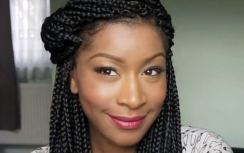 Cool 1000 Images About Hair Styles On Pinterest Black Braided Hairstyle Inspiration Daily Dogsangcom