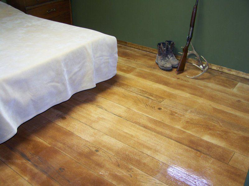 100_3125 Flooring, Concrete, Basement remodeling