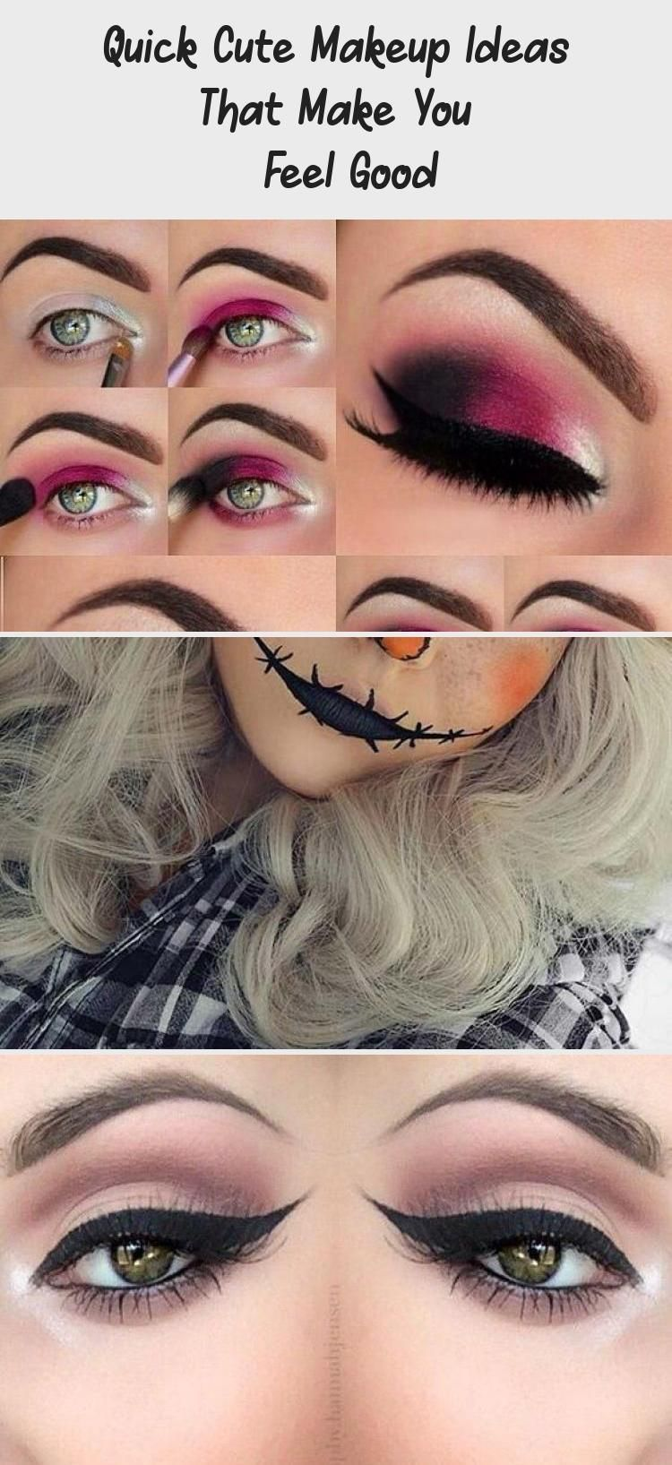 Photo of Quick Cute Makeup Ideas That Make You Feel Good – Quick Sweet Makeup
