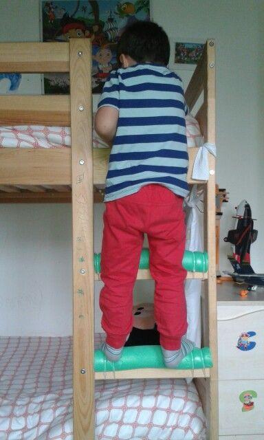 Ikea Scalette Per Letti A Castello.Protezione Per Piedini Pioli Scala Letto A Castello Ikea Kids