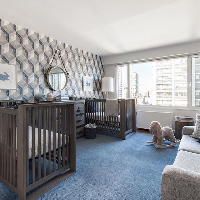 This Nursery Is 2x As Glam For Twins Image By Stouijer Twin