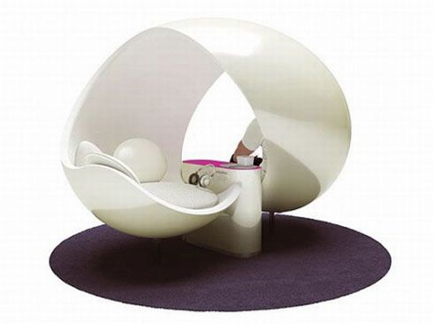 Cool Chairs For Bedroom. I could see deep fulfilling conversations happening between two best  friends in these chairs Wacky