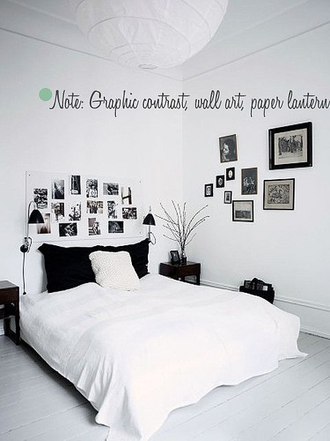 Best Inspired By Home Bedroom Black White Bedrooms Home 400 x 300