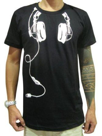 Ardamus.com DJ T-Shirt and custom DJ Apparel