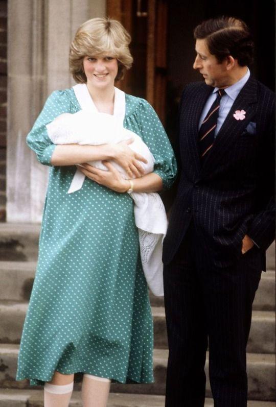 Diana e charles nascimento de Willian