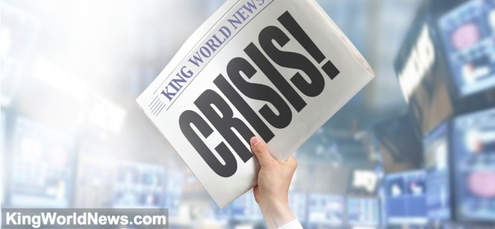 Mainstream Media Lying To The Public As The World Faces Most Dangerous Crisis In History Feb 19 2015