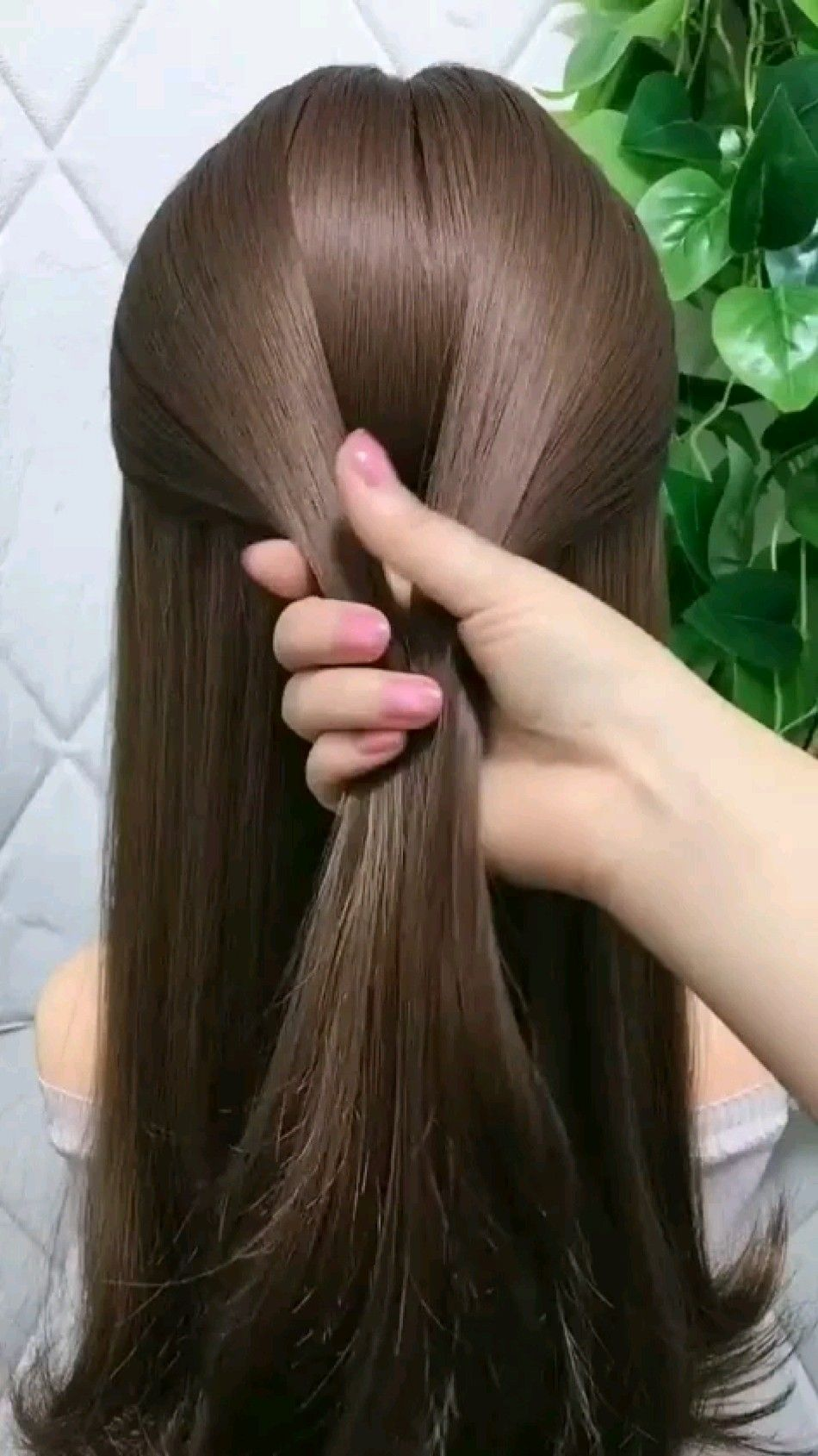 Woman hair style #1