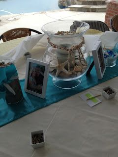 Joe Karli S Open House With Images Beach Theme Bridal Shower