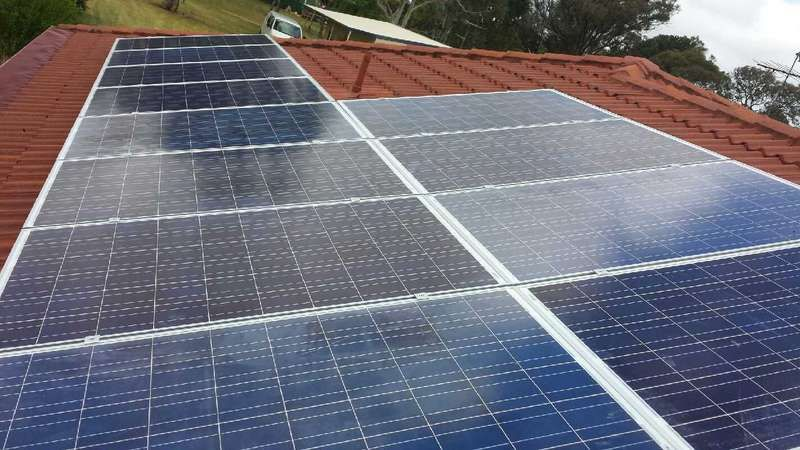 3kw Solar Panel System Can Produce 2500kwh Electricity Every Year At Reduced Government Feed In Tariff Rates Seculo Xxi
