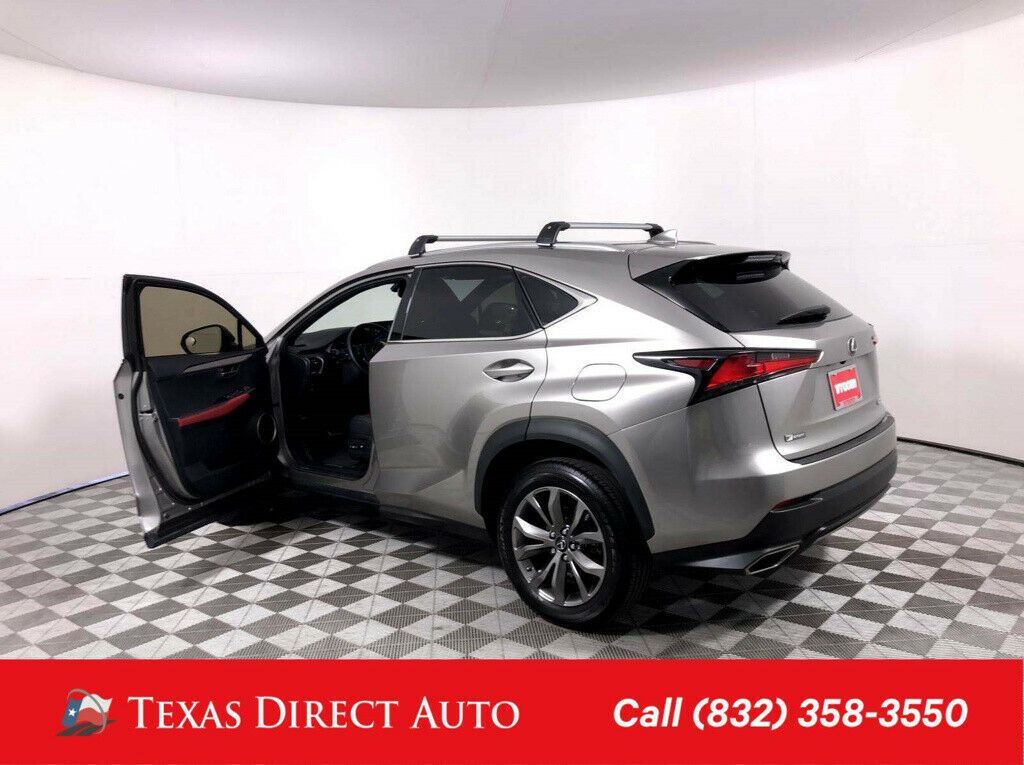 Used 2019 Lexus NX 300 F SPORT Texas Direct Auto 2019 F