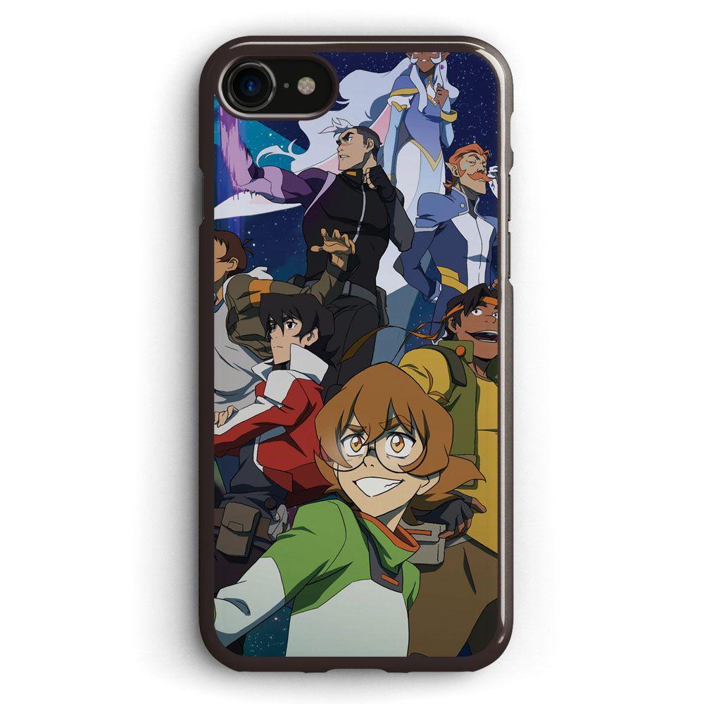 Team Voltron iphone case