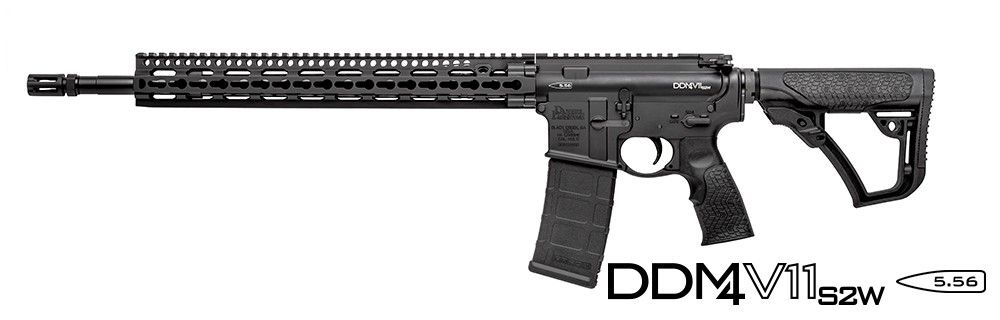 Daniel Defense, M4, Carbine, AR15, V11 S2W | Daniel Defense