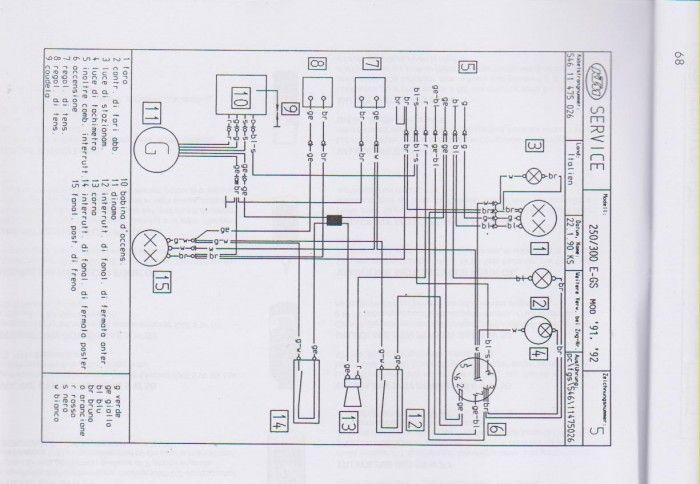 schema electrique bmw k1200lt  3