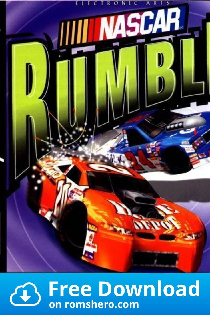 Download Nascar Rumble [SLUS01068] Playstation (PSX/PS1