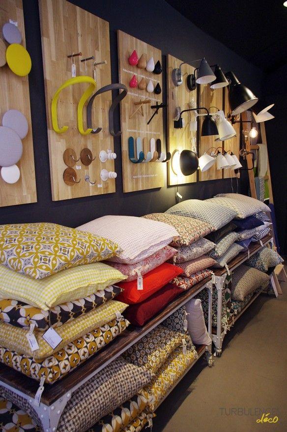 Hyggelig Une Boutique Qui Multiplie Les Propositions Magasin Deco Deco Boutique Deco