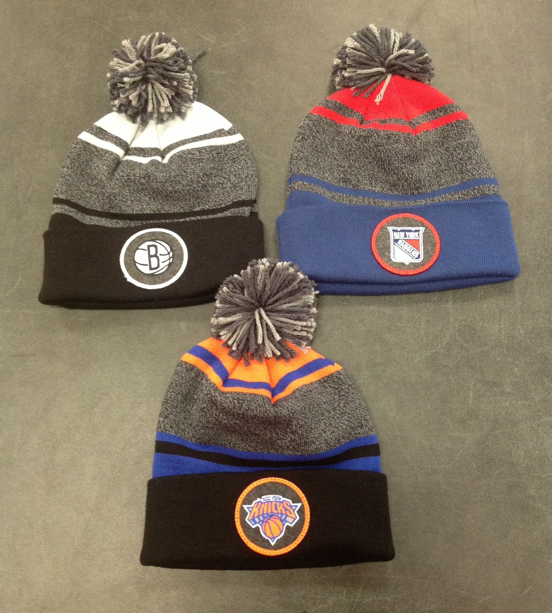 PomPom Skully's Michell & Ness Throwbacks