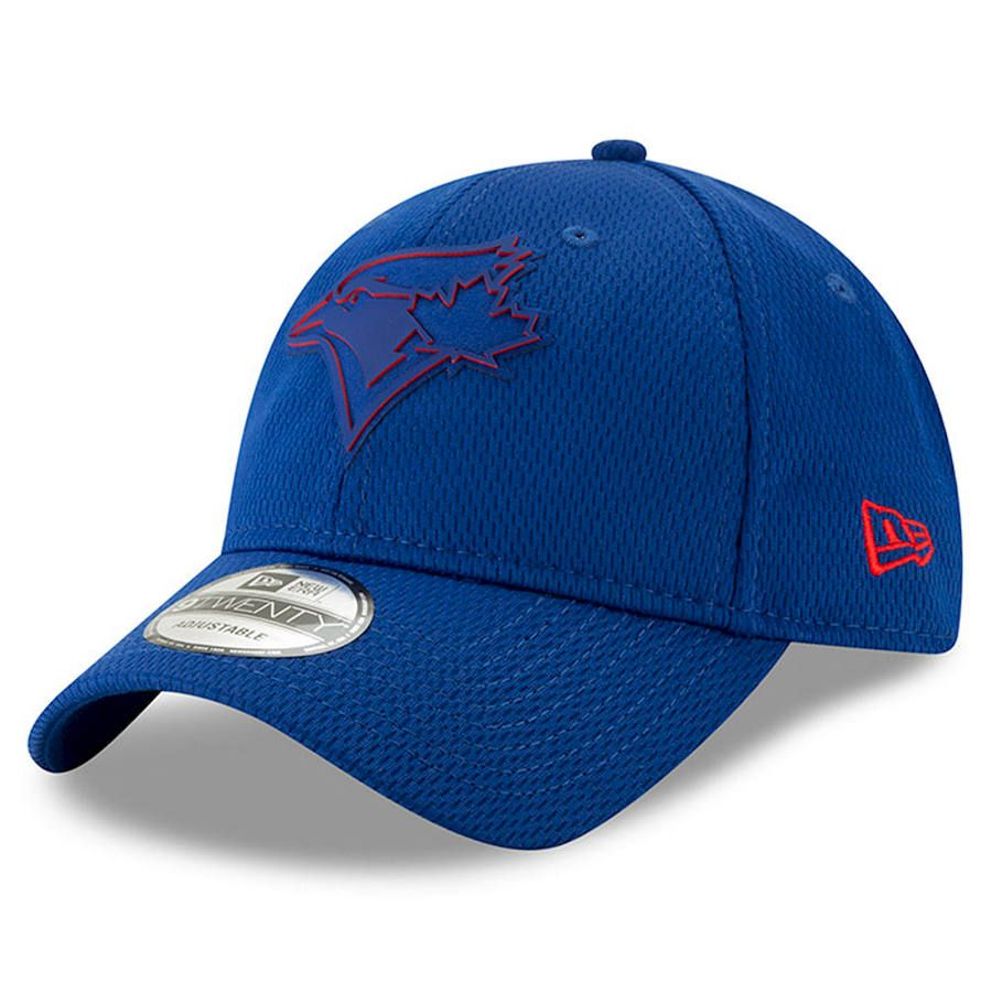 new product a2658 72a52 Men s Toronto Blue Jays New Era Royal 2019 Clubhouse Collection 9TWENTY  Adjustable Hat, Your Price   25.99